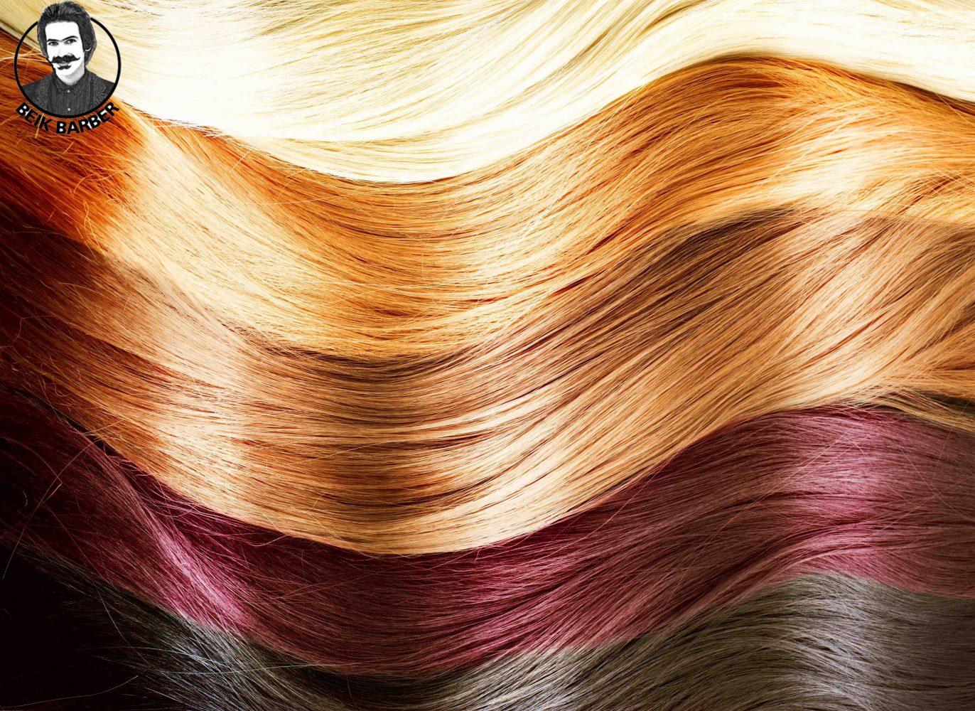 آنالیز ساختار مو