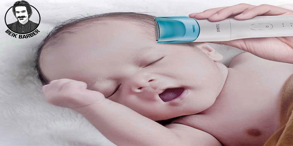 تکنیک های اصلاح مو کودک در خواب