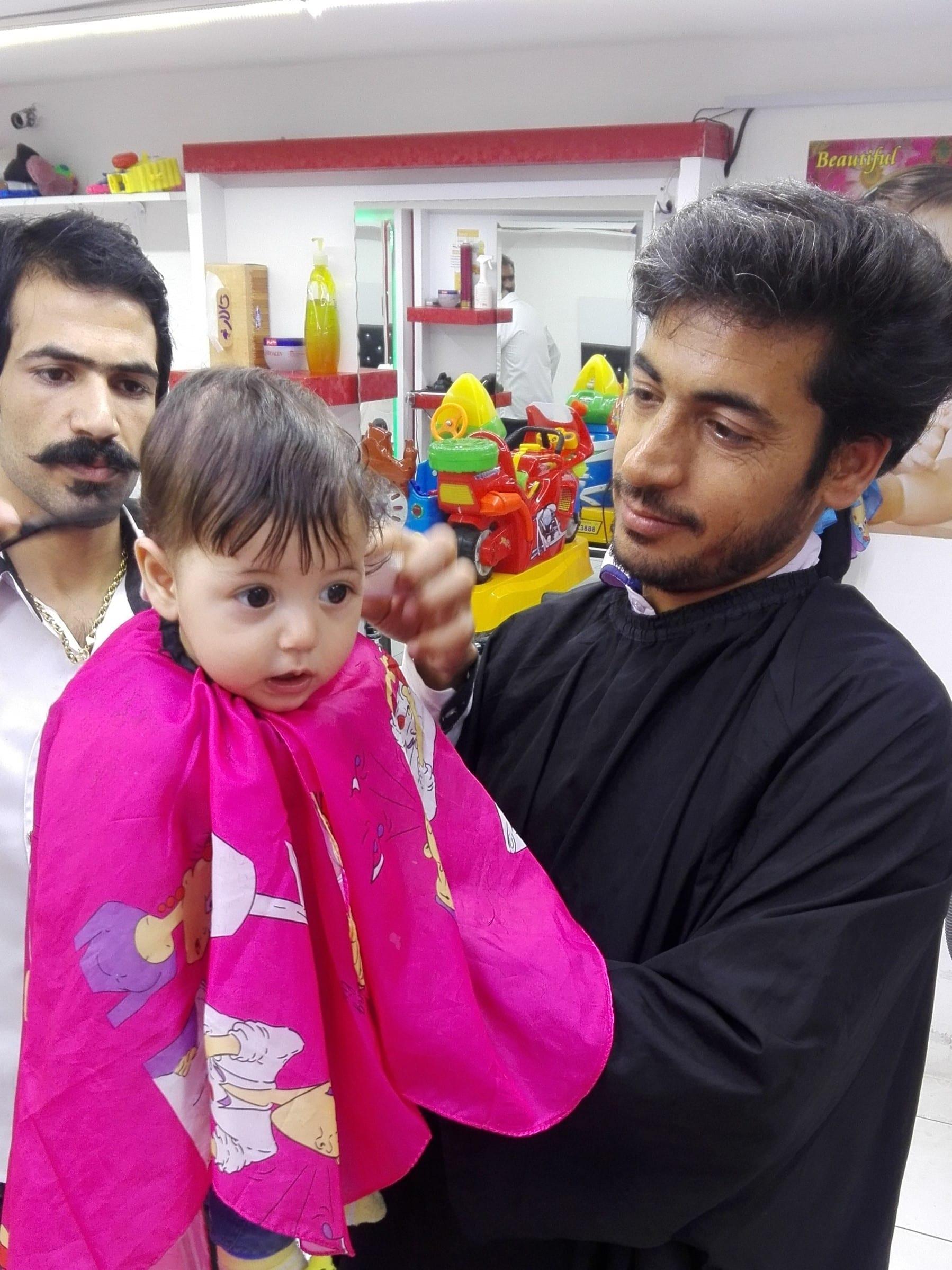 ترفند های اصلاح حرفه ای کودک