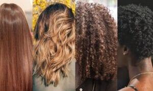 انواع جنس مو