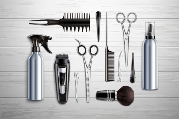 معرفی بهترین ابزار حرفه ای آرایشگر