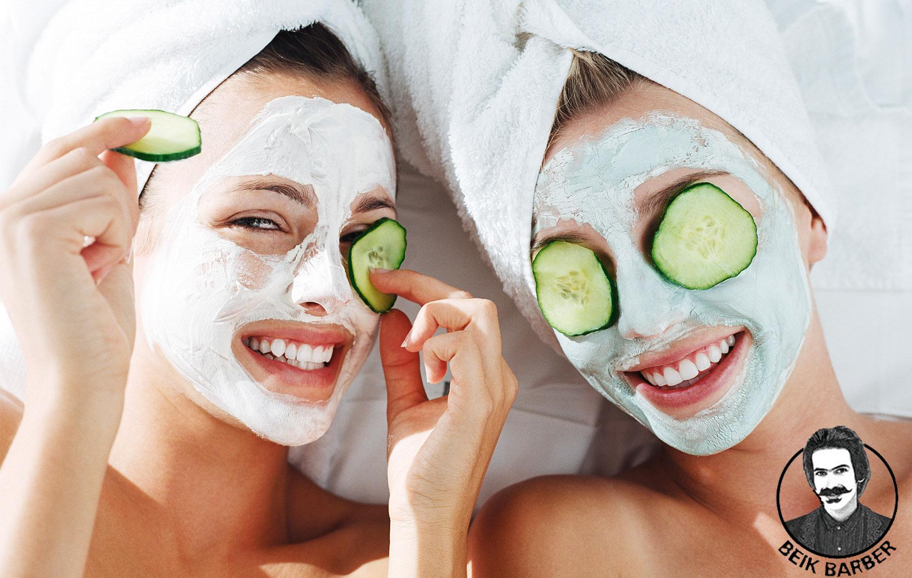 ماسک متناسب انواع پوست