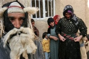 کوسه برنشستن همدان