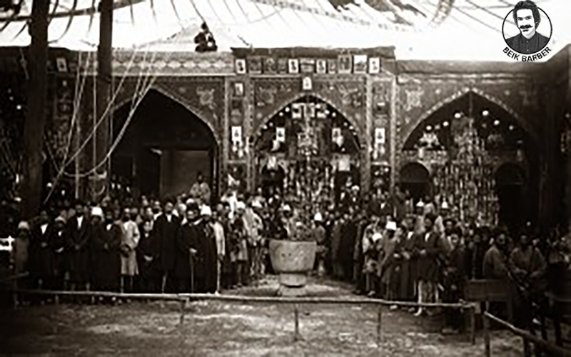 تعزیه و تئاتر در دوره ی قاجاریه