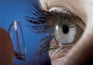 لنز چشم 1