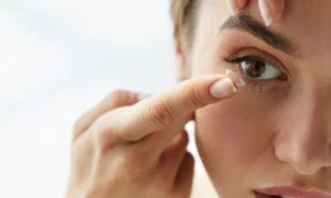لنز چشم 2
