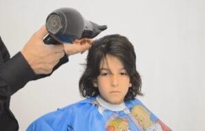 موی کودک
