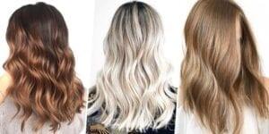 بی رنگ کردن مو