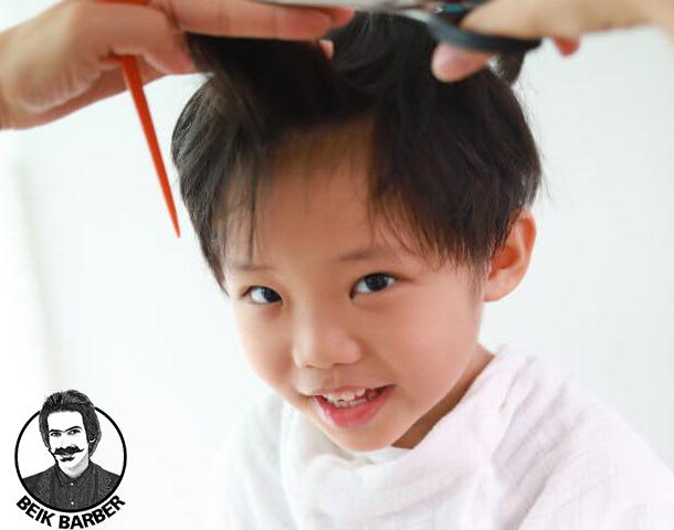آموزش لایرینگ موی کودک