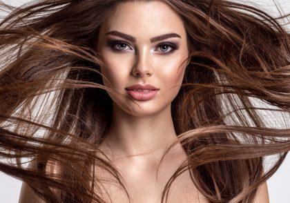بررسی و آزمایش مو از نظر نفوذپذیری