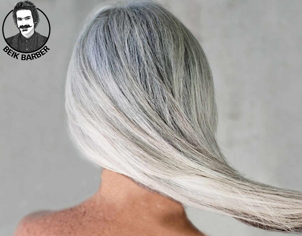درصد سفیدی مو و پراکسید مناسب آن
