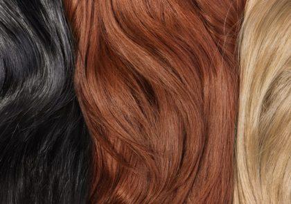 رنگ مو شبه دائمی