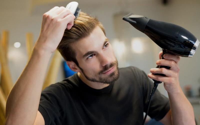 مراقبت مو بعد از شست و شو