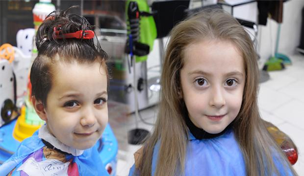 پکیج آموزش اصلاح موی کودک