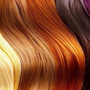 پکیج آموزش رنگ مو
