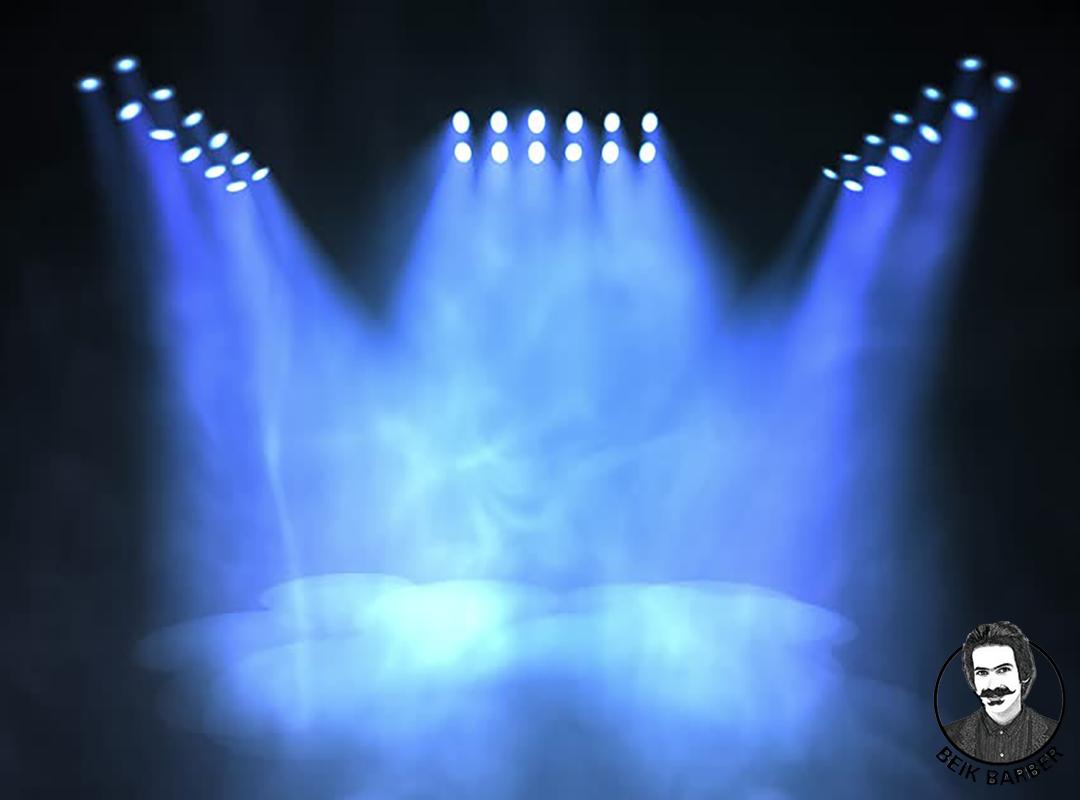 نور صحنه در تئاتر