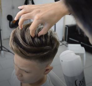 براشینگ موی فشن9