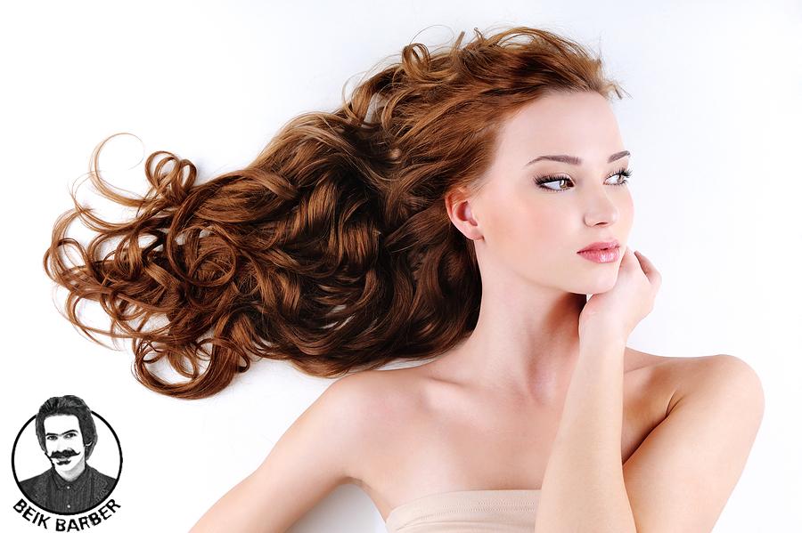 فر کردن مو به روش مستقیم و غیر مستقیم