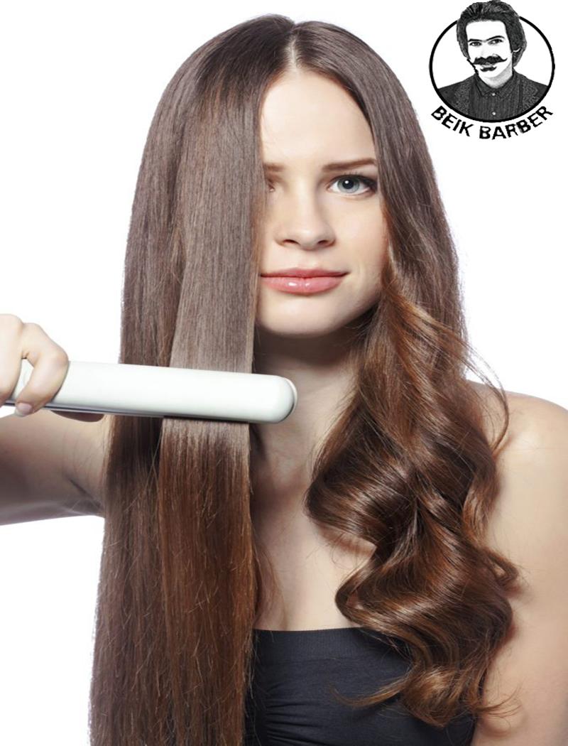 ابزار صاف کردن مو