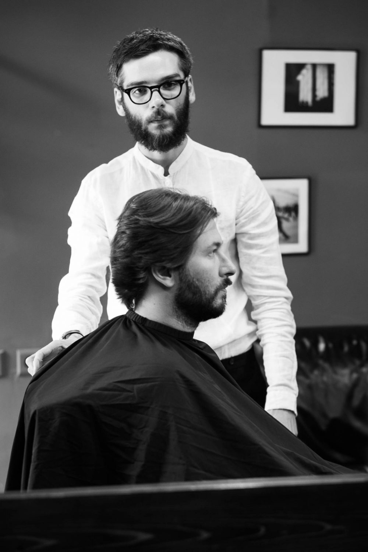 اموزش رایگان مدل مو ابشاری مردانه