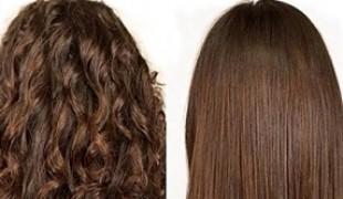 صاف-کردن-موی-طبیعی