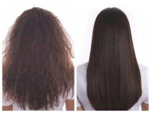 صااف کردن مو