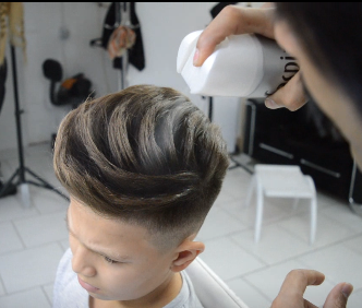 براشینگ موی فشن8
