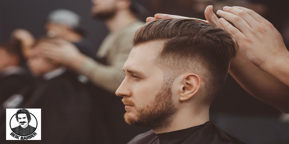 آموزش رایگان مدل مو مردانه و پسرانه + تصویری