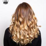 شیک ترین تکنیک رنگ موی بالیاژ