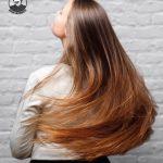 تکنیک رنگ موی بالیاژ جدید 2021