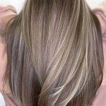 مدل تکنیک رنگ موی بیبی لایت