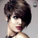 مدل مو کوتاه زنانه فشن