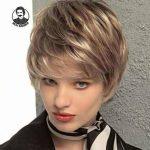 مدل موی کوتاه دخترانه فشن