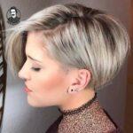 مدل کوتاهی مو زنانه فشن 2021