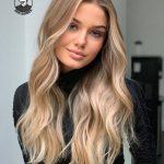 تکنیک رنگ موی هایلایت جدید