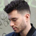 مدل مو مردانه فرفری