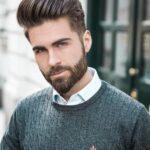مدل مو خامه ای مردانه بلند